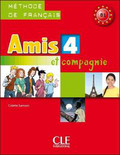 Samson Colette - Amis et compagnie 4 Podręcznik