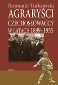 Turkowski Romuald - Agraryści czechosłowaccy w latach 1899-1935 część 1
