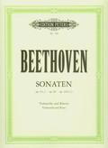 Beethoven Ludwig - Sonaten. op 5/1,2 op 69 op 102/1,2 Violoncello und Klavier