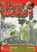 Kondro Magdalena, Read Carol, Soberon Ana - Bugs World 1C Zeszyt ćwiczeń. Szkoła podstawowa