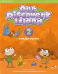 Our Discovery Island 2 Książka ucznia. Szkoła podstawowa