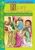 Gawryś Iwona - Kolorowanki różańcowe. Czytam i koloruję Nowy Testament