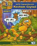 Cieszyńska Jagoda - Kocham Czytać Zeszyt 3 Sylaby 1