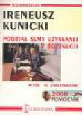Kunicki I. - Podział sumy uzyskanej z egzekucj (+ dyskietka)