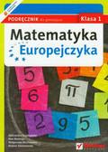 Grzybowska Aleksandra, Madziąg Ewa, Muchowska Małgorzata - Matematyka Europejczyka 1 podręcznik. Gimnazjum