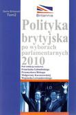 Polityka brytyjska po wyborach parlamentarnych 2010. Analiza wybranych problemów