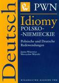 Wójtowicz Janina, Wójcicki Mieczysław - Idiomy polsko-niemieckie