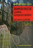 Rejzner Andrzej, Jóźwiak Justyna - Środowisko społeczne a problem przestępczości nieletnich. Terapia w resocjalizacji część 3, dane statystyczne z lat 1994-2006