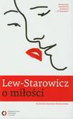 Lew-Starowicz Zbigniew - Lew-Starowicz o miłości. rozmawia Krystyna Romanowska