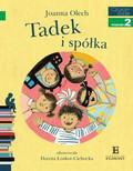 Olech Joanna - Czytam sobie Tadek i spółka. Poziom 2