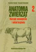 Krysiak Kazimierz, Świeżyński Krzysztof - Anatomia zwierząt Tom 2. Narządy wewnętrzne i układu krążenia