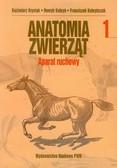 Krysiak Kazimierz, Kobryń Henryk, Kobryńczuk Franciszek - Anatomia zwierząt Tom 1 Aparat ruchowy