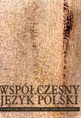 red.Bartmiński Jerzy - Współczesny język polski
