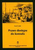 Czubik Paweł - Prawo dostępu do konsula