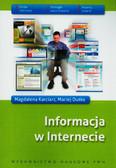 Karciarz Magdalena, Dutko Maciej - Informacja w Internecie