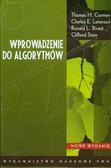 Cormen Thomas H., Leiserson Charles E., Rivest Ronald L, Stein Clifford - Wprowadzenie do algorytmów