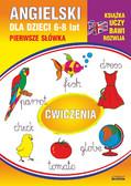 Beata Guzowska - Angielski dla dzieci 10. Pierwsze słówka. Ćwiczenia. 6-8 lat
