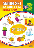 Monika Ostrowska - Angielski dla dzieci 11. Pierwsze słówka. Ćwiczenia. 6-8 lat