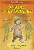 Wierzbicki Łukasz - Dziadek i niedźwiadek. Historia prawdziwa