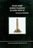 Myśliński Kazimierz - Polska wobec Słowian połabskich do końca wieku XII
