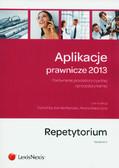 Fik Piotr, Mamak Kamil, Staszczyk Piotr - Aplikacje prawnicze 2013 Porównanie procedury cywilnej i procedury karnej Repetytorium