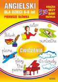 Monika Ostrowska - Angielski dla dzieci 12. Pierwsze słówka. Ćwiczenia. 6-8 lat