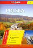 Polska atlas drogowy. wersja mini