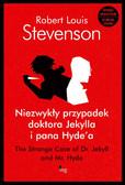 Robert Louis Stevenson - Niezwykły przypadek doktora Jekylla i pana Hyde`a.  The Strange Case of Dr. Jekyll and Mr. Hyde - wydanie dwujęzyczne
