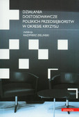 red.Zieliński Kazimierz - Działania dostosowawcze polskich przedsiębiorstw w okresie kryzysu