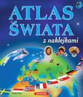 Langowska Mariola, Warzecha Teresa - Atlas świata z naklejkami. 6-8 lat