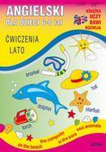 Piechocka-Empel Katarzyna - Angielski dla dzieci 6-8 lat Ćwiczenia Lato. On the beach. The campsite. In the park. Sea animals