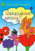 Snopek-Storzyńska Joanna - Wierszykowe sprawy zapraszają dzieci do zabawy