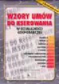 Leginowicz D., Czernecki J. - Wzory umów do kserowania w działalności gospodarczej