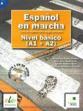 Castro Viudez Francisca, Diaz Ballesteros Pilar, Rodero Diez Ignacio, Sardinero Franco Carmen - Espanol en marcha Nivel basico A1 + A2 Ćwiczenia z płytą CD audio