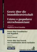 Wessel-Zasadzka Magdalena - Ustawa o gospodarce nieruchomościami. Gesetz uber die Immobilienwirtschaft
