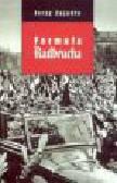 Zajadło J. - Formuła Radbrucha. Filozofia prawa na granicy pozytywizmu prawniczego i prawa natury