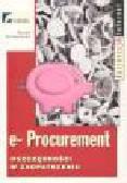 Dolmetsch R. - e-Procurent. Oszczędności w zaopatrzeniu