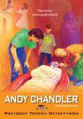 Chandler Andy - Tajemnica szepczącej mumii Tom 3