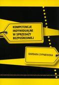 Sypniewska Barbara - Kompetencje indywidualne w sprzedaży bezpośredniej