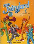 Dooley Jenny, Evans Virginia - Fairyland 6 Teacher`s Book. Szkoła podstawowa