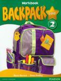 Herrera Mario, Pinkey Diane - Backpack Gold 2 Workbook + CD