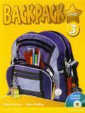 Herrera Mario, Pinkey Diane - Backpack Gold 3 Student`s Book + CD