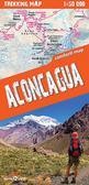 Aconcagua Laminowana mapa trekingowa 1:50 000