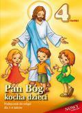 Pan Bóg kocha dzieci - podręcznik - przedszkole