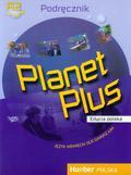 Kopp Gabriele, Buttner Siegfried, Alberti Josef - Planet Plus Język niemiecki Podręcznik Edycja polska. Gimnazjum. Poziom A2