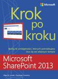 Londer Olga M. Coventry Penelope - Microsoft SharePoint 2013 Krok po kroku