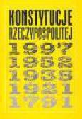 Konstytucje Rzeczypospolitej Polskiej 1997-1791