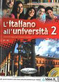 Grassa Matteo, Delitala Marcella, Quercioli Fiorenza - Italiano all`Universita 2 Podręcznik z ćwiczeniami + CD audio