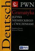 Daroch Magdalena, Tkaczyk Krzysztof - Gramatyka języka niemieckiego z ćwiczeniami
