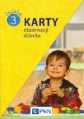 Chrzanowska Danuta, Kozłowska Katarzyna - Karty obserwacji dziecka Trzylatek
